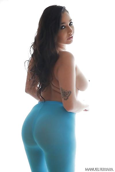 Young sexy pornstar Karlee..