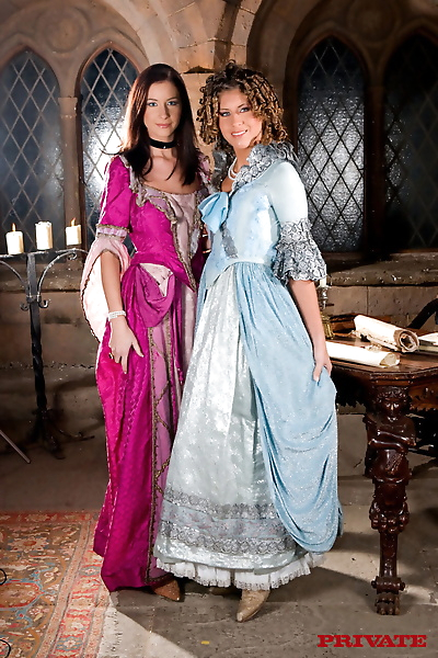 Teen girls Thalia & Jennifer..